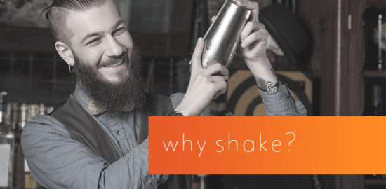 Why shake?