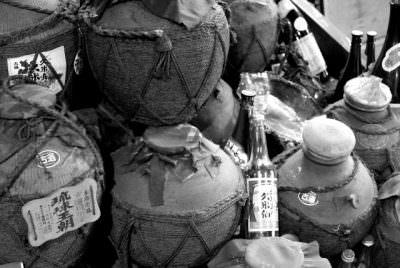 泡盛の古酒(クース)