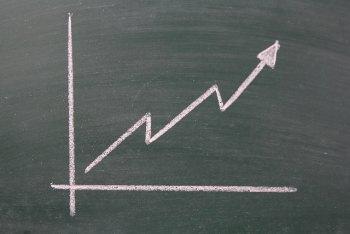 値上げをグラフでイメージ