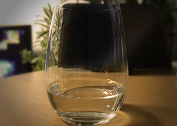 グラスに注いだ雅山流・如月