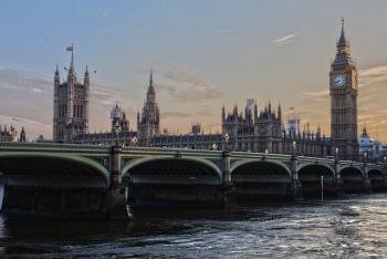 イギリス・ロンドンの風景