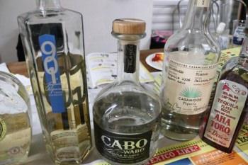 カボワボや901、カーサミーゴスなど話題のプレミアムテキーラも試飲可能でした。