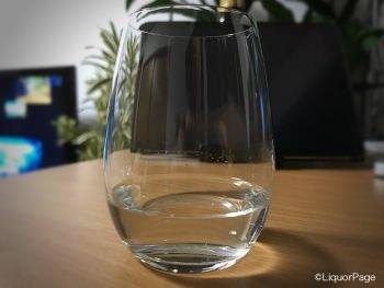 リーデルの日本酒用のグラス