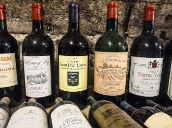フランスの高級なワインなどはあまり安くならない