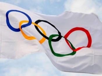 オリンピックのフラッグ