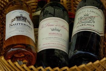 フランス・ボルドーのワイン
