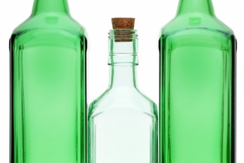 焼酎のボトル