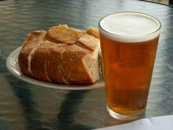 ビールは液体のパンと考えられていた