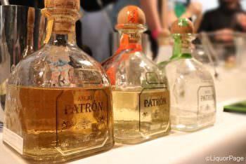 パトロンのボトル