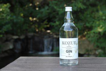 槙(KOZUE)のボトル