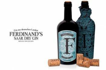 フェルディナンズのボトルデザイン