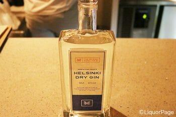 上品で北欧らしいデザインのボトル。