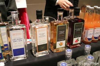 ヘルシンキ蒸留酒製造所からはすでにリキュールなども発売されている。