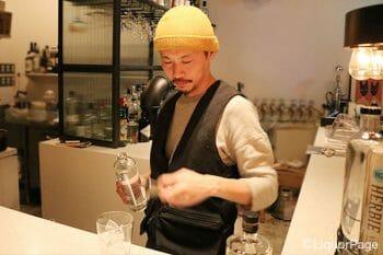 ビールがそうだったように、ジンを扱うお店が増えると話す。