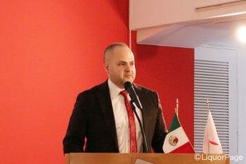 アーロン・ベラ氏曰く「メキシコ人にとっては毎日がマルガリータの日」だと言う。