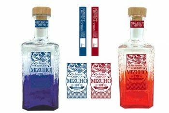 見た目からも沖縄らしさを感じるMIZUHO。©︎瑞穂酒造株式会社