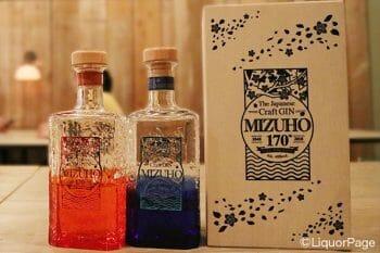 琉球ガラスを採用した沖縄を感じるボトル。