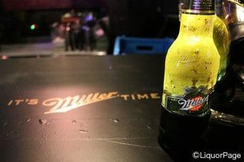 ミラー・ジェニュインドラフトのボトル