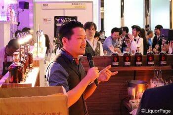 バカルディ・ラムのカクテルコンペ、バカルディレガシーで世界NO.1になった経歴を持つ、世界で活躍するトップバーテンダー、後閑信吾さん。今年6月には待望の国内店舗、SG CLUBを渋谷にオープン予定。