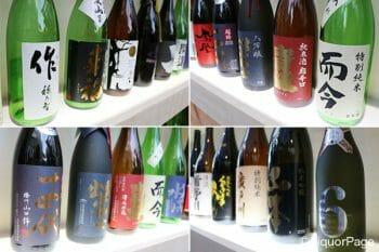 イベント期間中は十四代や而今など名だたる名酒が提供された。