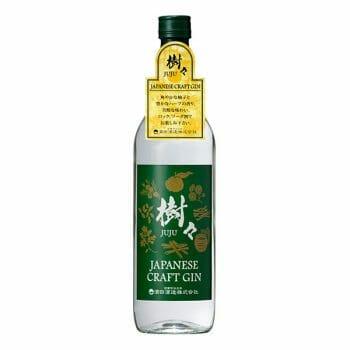 ジャパニーズクラフトジン 樹々 (濵田酒造)
