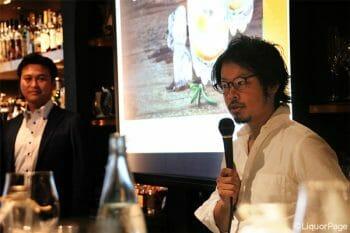 南雲さんは日本のバー業界で最も影響力のある人物の一人。