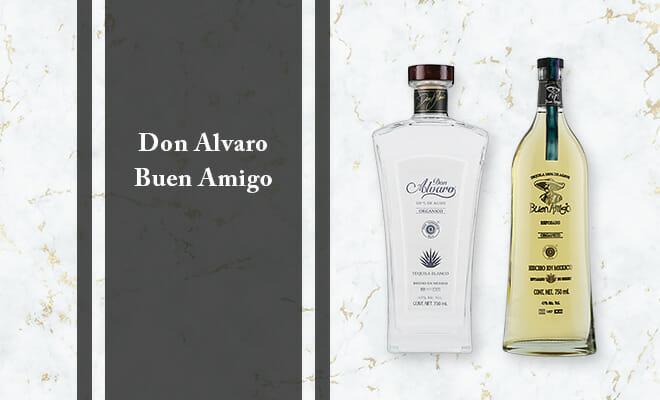 ワインの名門一族が情熱にかられ創り出したテキーラ「ドン・アルバロ、ブエン・アミーゴ」