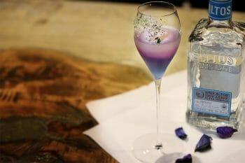 Caribbean Blue Limenade