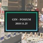 ジンを識るための大イベント、「ジン-ポジウム・ジャパン 2018」が11/25に開催!