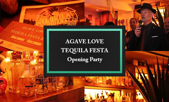 写真で振り返る「AGAVE LOVE × TEQUILA FESTA」オープニングパーティー@六本木AGAVE