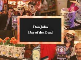 メキシコのお祭り「死者の日」を再現!「ドン・フリオ×Day of the Dead」をレポート