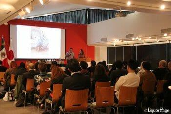 東京開催の最終日はメキシコ大使館にて行われた