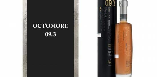 世界最強のピーテッドウイスキー「オクトモア」の新エディション「09.3 アイラ・バーレイ」が数量限定!
