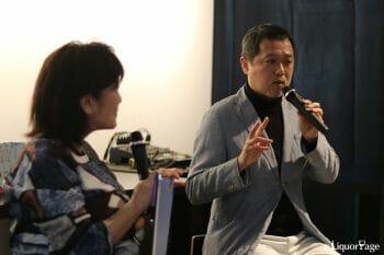 林伸次さんによるトークショー