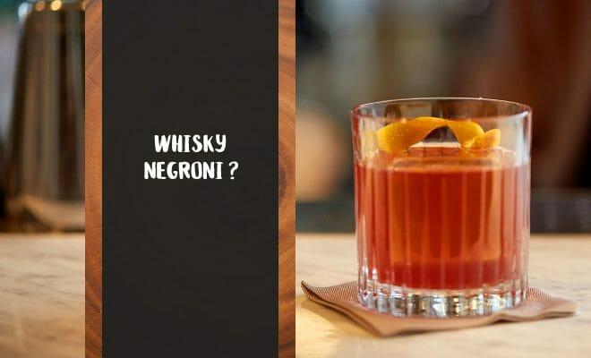 """定番カクテル・ネグローニの""""バーボン版""""が美味すぎる!実は海外では大人気カクテルだった…"""