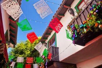 メキシコの街並み