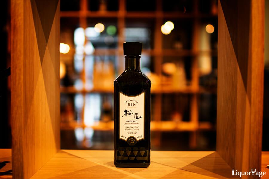 SAKURAOのボトル