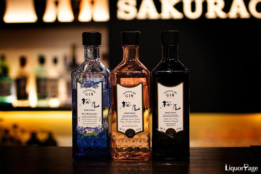 SAKURAOの3商品