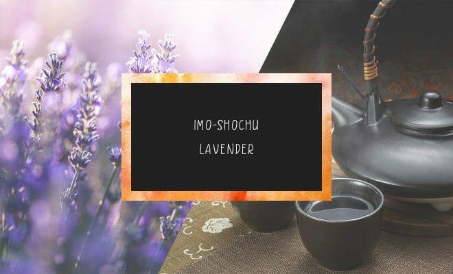 芋焼酎とラベンダーの意外な関係…芋焼酎の香りの秘密を探る