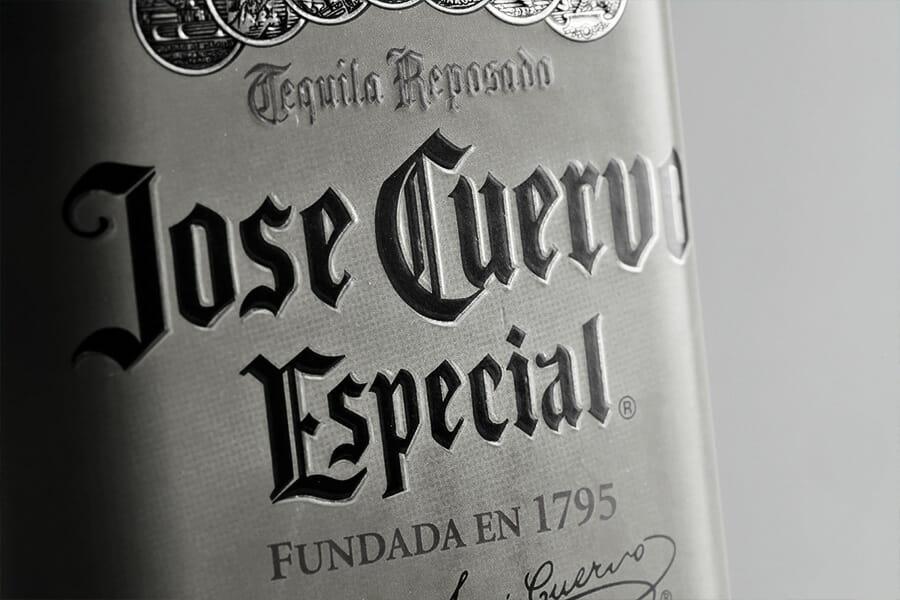 クエルボ・エスペシャルのボトル