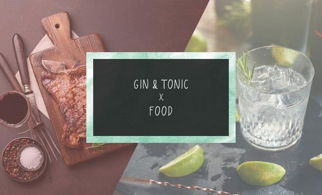 """ジン&トニックに合う料理を科学分析!""""赤ワインと肉""""以上に合う食べ合わせとは?"""