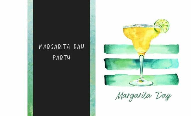 13種のオリジナルマルガリータを飲み比べ!「マルガリータの日」記念イベントを2/23に開催