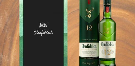 人気シングルモルト・スコッチ「グレンフィディック」がラグジュアリーなパッケージにリニューアル!