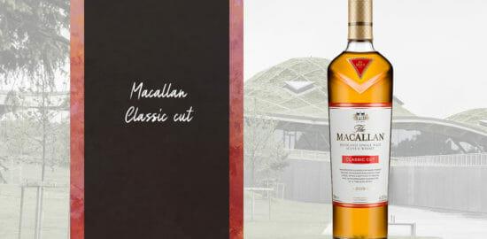 大人気ウイスキー「マッカラン」の限定シリーズ「クラシックカット」がついに日本上陸!