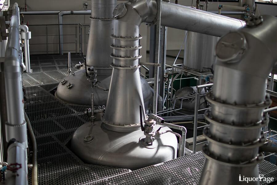 本格焼酎造りに使われる単式蒸溜器