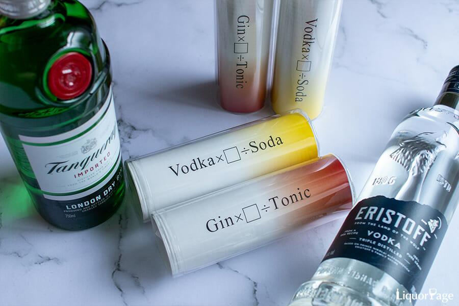 N bottleletter