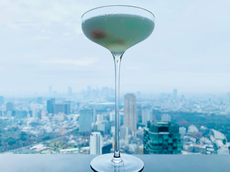 The Ritz-Carlton, Tokyo / The Bar (六本木) - サクラステラ -