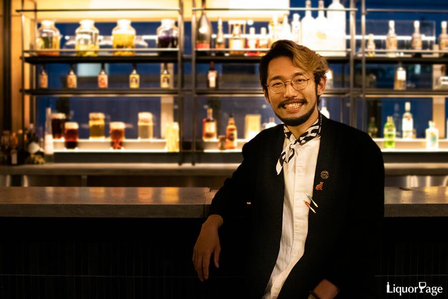 今回案内してくれたビバレッジマネージャーの齋藤隆一さん