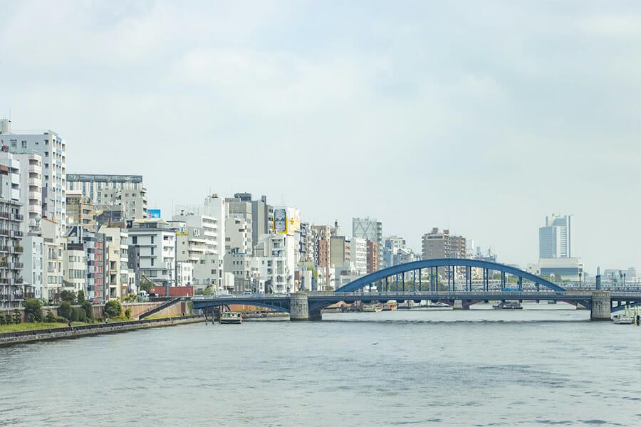 東京・蔵前のイメージ