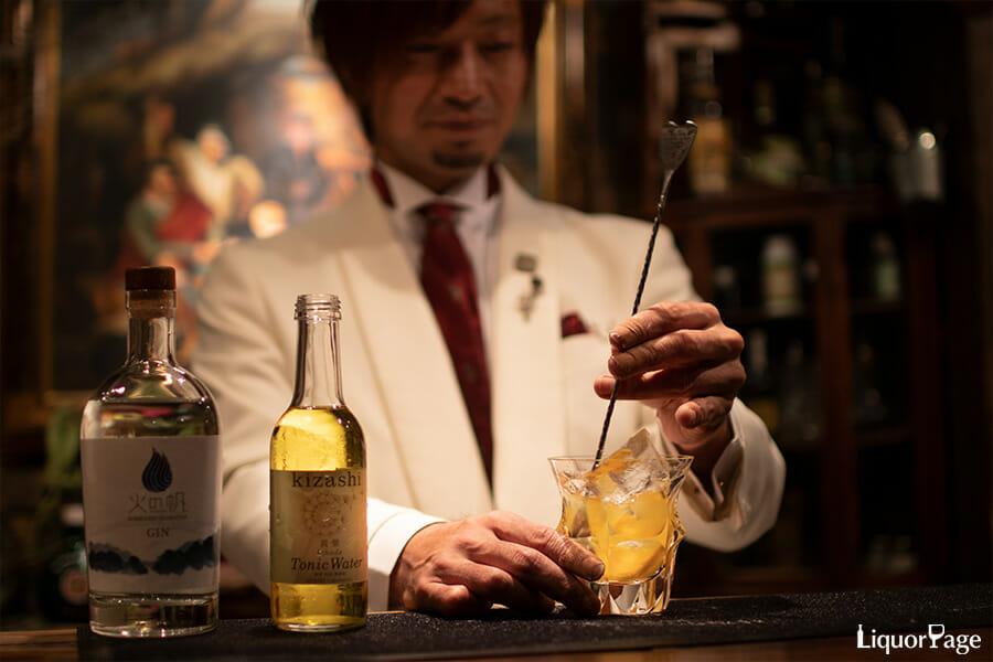 鹿山さんにオススメのカクテルと飲み方を聞いた